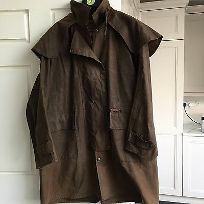Vintage / Classic Men's Driza-Bone Waxed Coat
