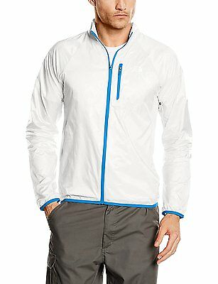 Chaqueta running para hombre The North Face Nsr Wind blanco Talla M