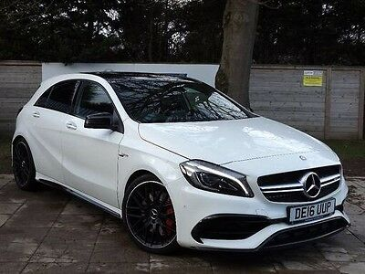 Mercedes a45 Amg For Hire