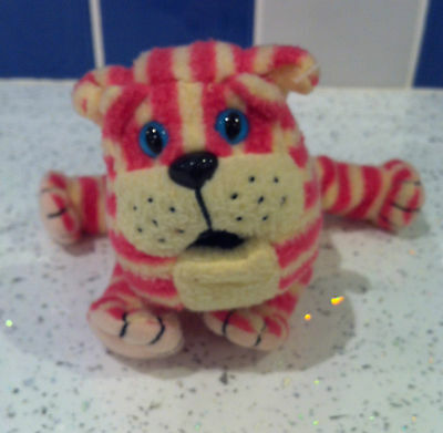 Official Bagpuss The Cat Plush  Soft Toy  By Golden Bear