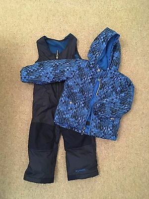 Columbia Boys Buga Set - Super Blue