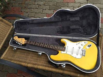Fender American Standard Stratocaster Graffity Yellow MODIFIED