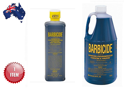 Barbicide Disinfectant Concentrate - Aus Seller