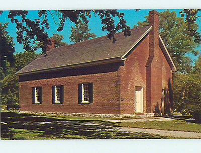 Unused Pre-1980 CHURCH SCENE Nashville Tennessee TN hs6837