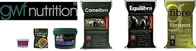 GWF Nutrition Joint aid for Dogs/Cats Equilibra/Camelibra/Fibre Gest.