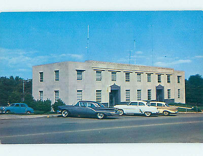 Unused Pre-1980 CITY HALL SCENE Mcminnville Tennessee TN hs5772