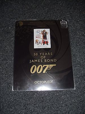 James Bond Octopussy Lobby Card Set Brand New 50 Years Of Bond