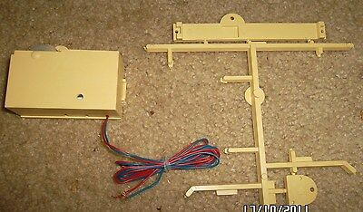 G Scale Piko Ferris Wheel Motor And Assembly Brand New (TESTED)