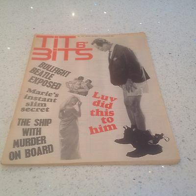 Tit Bits Magazine October 1967