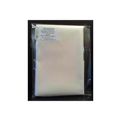 Tear away stabiliser 1m x 1m pack embroidery backing stabilizer stitch
