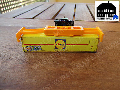 2 Container 40ft LIDL Escala N. MAE Mini World