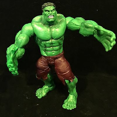 """Marvel Film Incredible Hulk 6.5"""" Action Figure Toy For Sale: Comics, Avengers"""