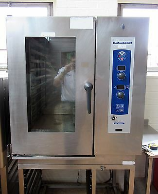 Blue Seal 10 Grid Combi Oven