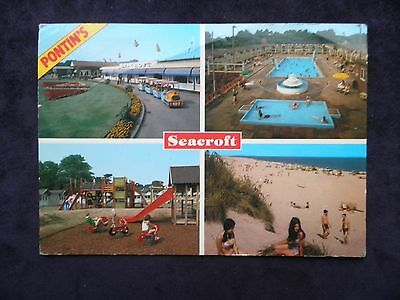 Vintage Postcard of Pontin's Seacroft Holiday Centre, Hemsby-on-Sea, Norfolk