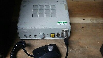 RTS by Telex TW Intercom System User Station Model SPK 300 with MCP7 Microphone