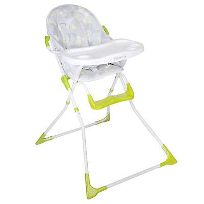 Safetots Compact Foldable Baby Highchair (Tiny Charms)