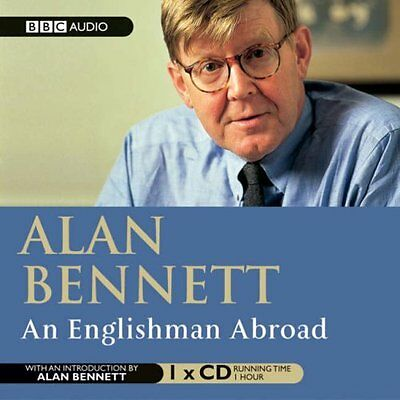 Englishman Abroad by Alan Bennett CD-Audio Book New