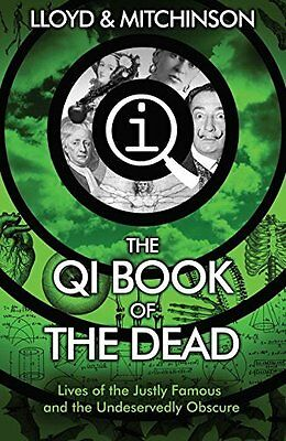 Qi the Book of the Dead by John Lloyd Paperback Book New