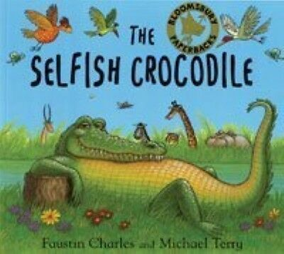 The Selfish Crocodile, Faustin Charles, New Book