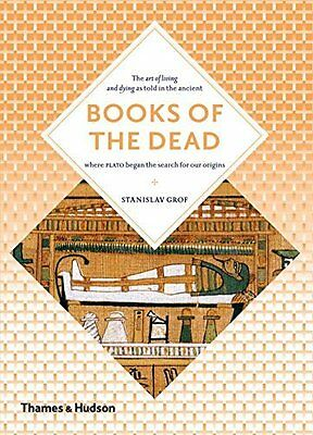 Books of the Dead by Stanislav Grof Paperback Book New