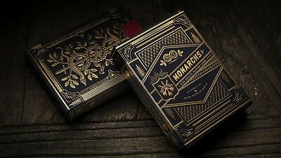 Monarch Playing Cards by Theory 11 - Magic Tricks