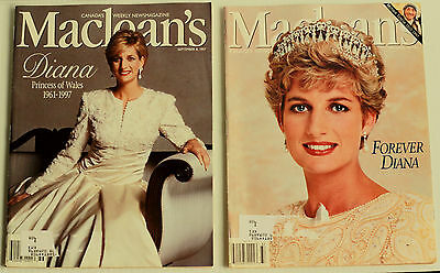 Lady Diana McLean's Magazines 1997