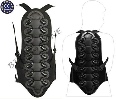Back Protector Spine Guard Motorcycle Motorbike Skiing Snowboard Skating Armour