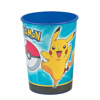16oz Pokemon Birthday Party Cup NEW Party Supplies and Party Favors