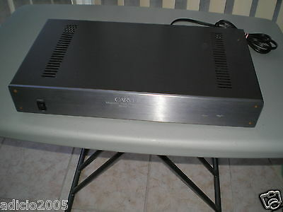 Vintage Carver power amplifier model M-200t ...for REPAIR