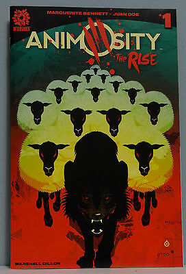 Animosity The Rise #1   NM    AFTERSHOCK
