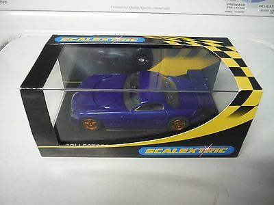 Scalextric TVR Speed 12 Car Collector's Club 2001