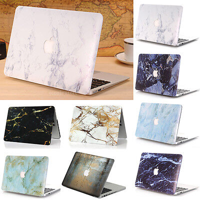 Marble Hard Case Cover Shell for Apple Macbook Air Pro 11 12 13 15'' and Retina