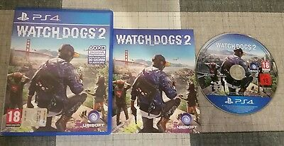 Watchdogs2 Watchdogs 2 Ps4 Playstation 4 Ita Pal