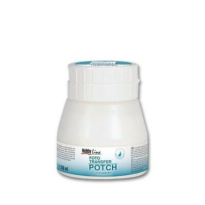 Foto Transfer Potch transparent C.Kreul Hobby line, 250 ml Dose