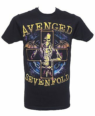 AVENGED SEVENFOLD - STELLAR - Official T-Shirt - Heavy Metal - New M L XL