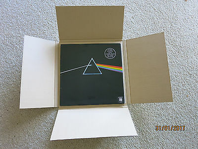 NEW CARDBOARD LP MAILERS ~ AUSSIE MADE ... 50 mailers  for $60