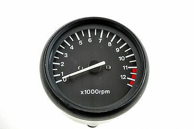 Suzuki Gs500 Oem Tachometer Tacho Rev Counter Clock