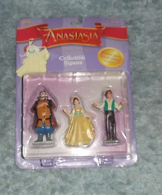 Anastasia Nip Collectible Figures Set 23076 Of Vladimir, Dream Waltz, Dimitri