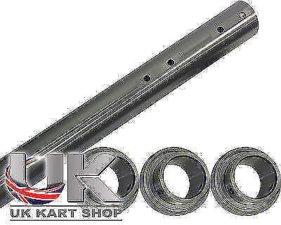 Axle & Bearings Deal OTK Kart 50mm x 1030mm Medium / N & 50mm x 90mm x 3