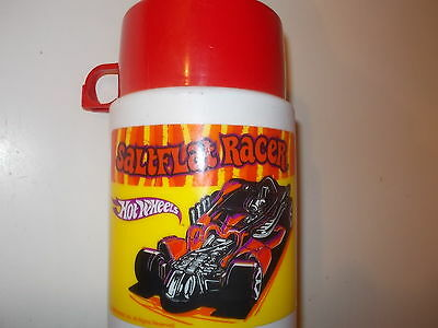 Hot Wheels Thermos Salt Flat Racer 2000 for lunchbox