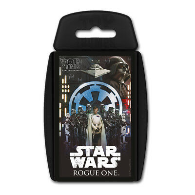 Top Trumps Star Wars Rogue One NEW