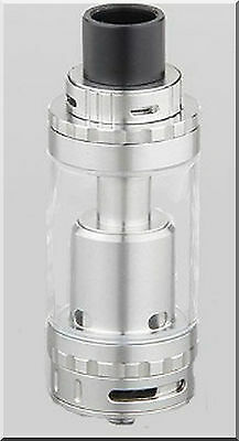 GRIFFIN 25 Styled RTA with Top airflow with travel-to-the-coil SILVER