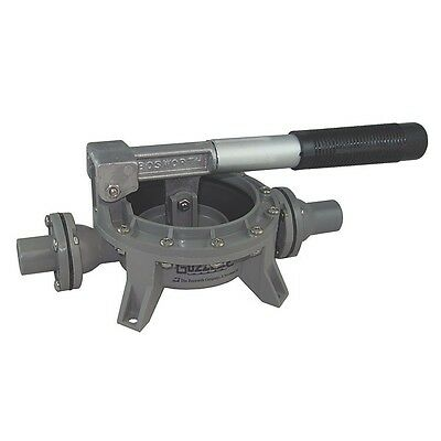 """Handpump With 3/4""""gh Ends.transfer Water Anywhere With Your Garden Hose.new"""