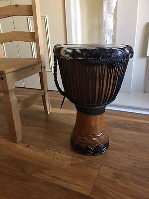 Professional African Djembe drum