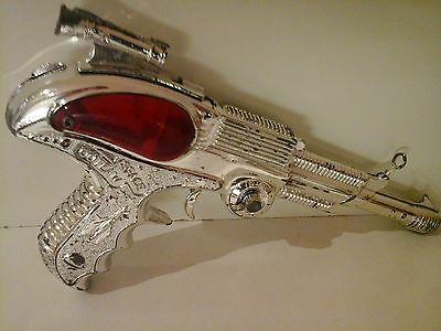 Space Outlaw Atomic toy cap gun by BCM 1960s