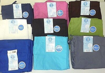 "Women ""simply Basic"" Scrubs~Modern Fit Pants~ Many Sizes & Colors  #7"