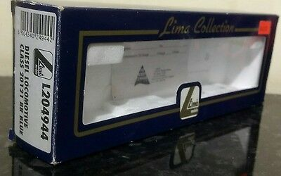 LIMA OO Gauge BR CLASS 20 EMPTY BOX ONLY