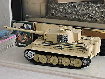 Taigen Early Version Tiger 1 (Plastic Edition) Airsoft 2.4GHz RTR RC Tank 1/16th
