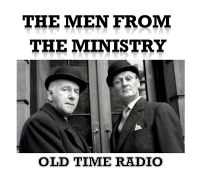 The Men From The Ministry 107 Old Time Radio Comedy Shows 1 x MP 3 CD 50 Hours