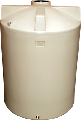 Poly Round Water Tanks 3000Lt   Free delivery Melbourne Area